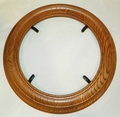 Popular Oak Plate Frame 8 1/4 - 9 inch plates Out of Stock