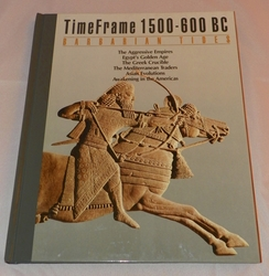 The Barbarian Tides Timeframe 1500-600 BC (1988, Hardcover)