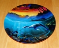 Collector Plate All God's Children The World Beneath The Waves Bradford