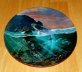 Collector Plate All The Miracles to Sea The World Beneath The Waves Bradford