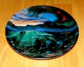 Collector Plate Long Before Man The World Beneath The Waves Bradford