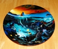 Collector Plate Reach For Your Dreams The World Beneath The Waves Bradford
