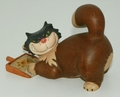 WDCC Figurine Lucifer Meany, Sneaky, Roos-A-Fee Clef Mark Retired 07/93