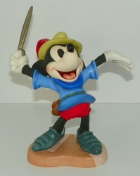 WDCC Figurine Mickey Mouse I Let 'Em Have It! Animator's Choice 1993