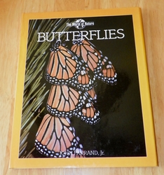 World of Nature (1990, Hardcover) Butterflies John Farrand, Jr.