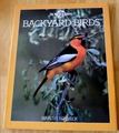 World of Nature Backyard Birds by Marcus Schneck (1990, Hardcover)