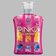 Pinkz CC Bronzer - Natural Hemp Seed Oil - DISCONTINUED