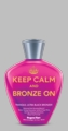 Keep Calm and Bronze On - Ultra Black Bronzer - DISCONTINUED