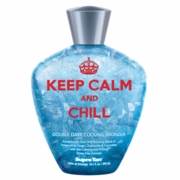 Keep Calm and Chill - Double Dark Cooling Bronzer - DISCONTINUED