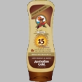 SPF 15 Lotion with Instant Bronzer - Water Resistant