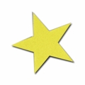 Star - Tanning Body Stickers - 1000