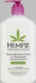 Sweet Satsuma Cr�me & Chamomile - Herbal Body Hempz Moisturizer