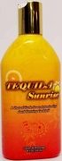 Tequila Sunrise - Tanning Cocktail with Sizzle