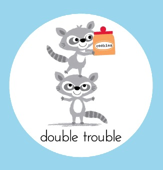 Double Trouble Twin Onesies Just Multiples