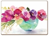 Bowl of Blooms Hard-backed Placemats