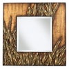 Cameron Copper and Bronze Wall Mirror