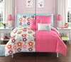 Girl's Liana Reversible Bed Set