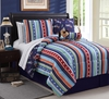 Boy's Reversible Leo Bed Set