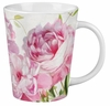 Pretty in Pink Latte Mug