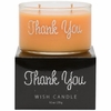 Thank You Hand-Jeweled Wish Candle