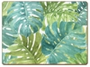Tropical Green Cork-backed Placemats