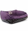 Cozy Couch Luxury Purple Sleeper
