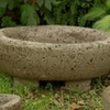 #505 Large Oval  Garden Trough