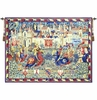 Le Tournoi de Camelot French Tapestry