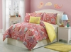Girl's Izzy Multi Color Bedding Set