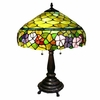Floral Gallery Tiffany Style Table Lamp