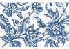 Spring Flowers Hardboard Placemats