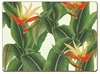 Heliconia Hardbacked Placemats