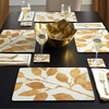 Hardbacked Placemats and Coasters