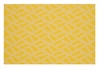 Jason Woven Placemat - Diamond, Yellow