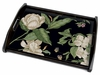 Garden Images -  Black Wooden Tray