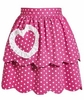 Vintage Lucy Pink Apron