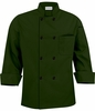 Men's Tuscan Olive Chef Coat