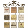 "38 1/2"" Vineyard Plaques Wall Art"