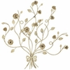"27 3/4"" High Floral Bouquet  Wall Art"
