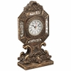 Classic Romantic Scroll Clock