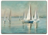 Sailing at Sunrise Hardbacked Placemats