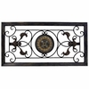"36"" Ornate Metal Wall Art"
