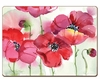 Fresh Poppies Cork-back Placemats