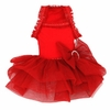 Puppy Angel Party Tutu Dress
