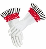 Dorothy Red Dish Gloves
