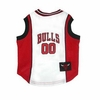 Chicago Bulls Puppy Jersey