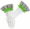 Dorothy Lime Retro Dish Gloves