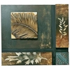 "20"" Leaf Design I Metal Wall Art"