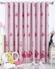 Kid's Dancing Princess Blackout Curtains