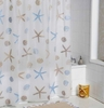Beach Finds Shower Curtain